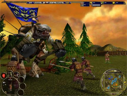 Warrior Kings: Battles - Webseite online