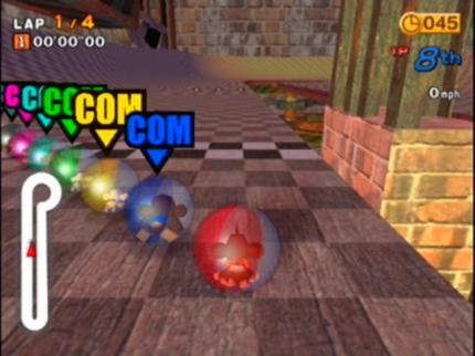 Super Monkey Ball 2: Keep Rollin  - Leser-Test von @lex 18