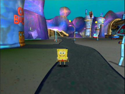 SpongeBob Squarepants: Revenge of the Flying Dutchman - Schwammkopf - Leser-Test von axelkothe