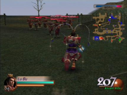 Dynasty Warriors 3: Xtreme Legends - Expansion - Leser-Test von axelkothe