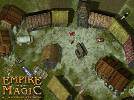 Empire of Magic bestätigt