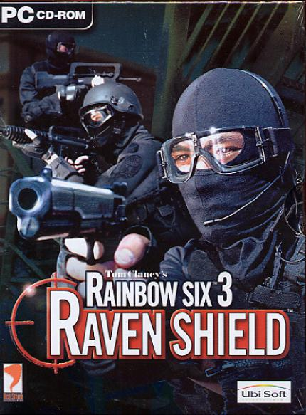 Weiterer Trailer zu Rainbow Six III: Raven Shield