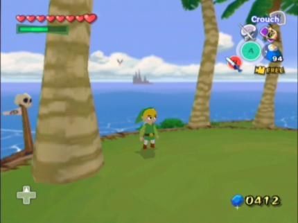 The Legend of Zelda: The Wind Waker - Link geht an Bord - Leser-Test von Corlagon