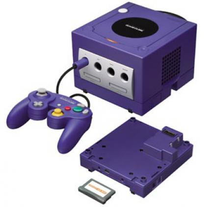 Gamecube: Neue Features für den Europa GB-Player