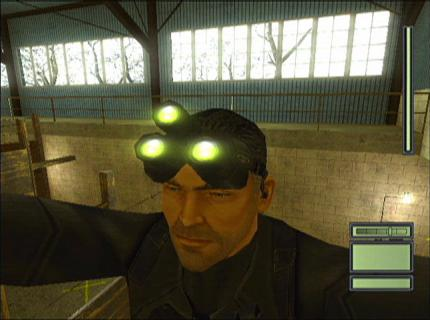 Splinter Cell: Gamecube Movie