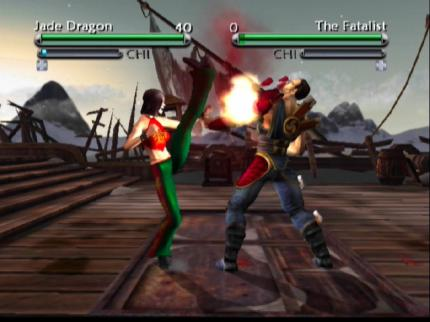 Tao Feng: Fist of the Lotus - Kung Fu Fighting - Leser-Test von sinfortuna