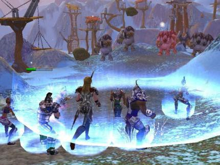 Guild Wars: Nightfall: High-Res Trailer kurz vor VÖ released