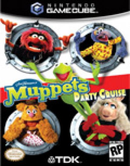 Muppets Party Cruise: Weiteres Partyspiel