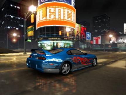 Infos zu Need for Speed: Underground