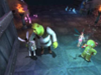 Infos und Screenshots  zu Shrek 2: The Game