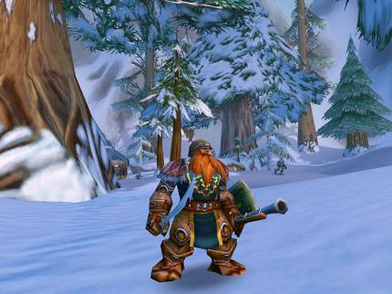 World of Warcraft: Support ging baden