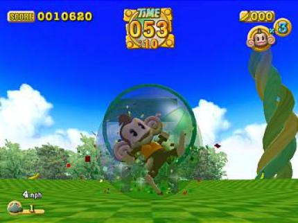 Super Monkey Ball 3 im Anmarsch