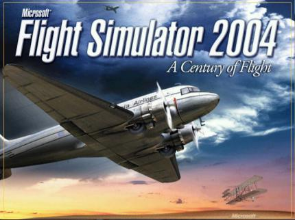 MS Flight Simulator 2004