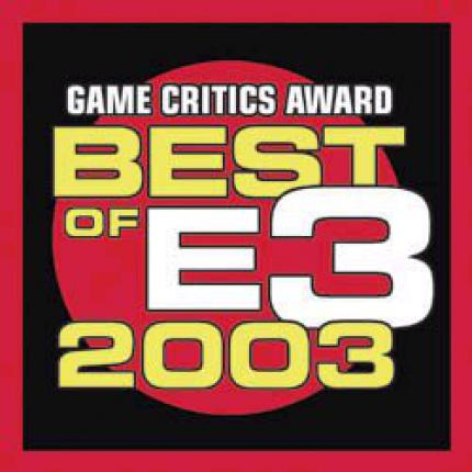 Best of E3 2003: Game Critics Awards