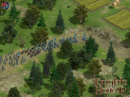 Knights of Honor: Ritter und Screenshots