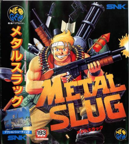 Metal Slug 1 - Super Vehicle-001: Schussolini On Target - Leser-Test von RAMS-es