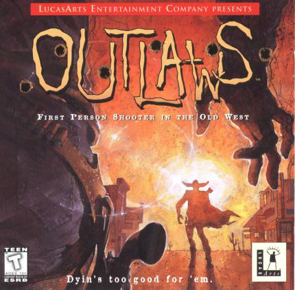 Outlaws: Wild West-Ego Shooter - Leser-Test von Andy1977