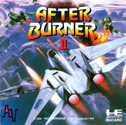 Afterburner 2: Burn PCE! Burn! - Leser-Test von RAMS-es