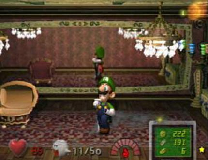 Luigi's Mansion im Gamezone-Test