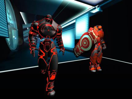 Multiplayer Demo zu Tron 2.0