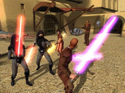 Neues zu Star Wars: KotOR 2 - The Sith Lords