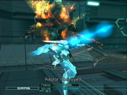 Zone of the Enders: The 2nd Runner - Cyber-Ballerorgie mit interessanter Story - Leser-Test von sinfortuna