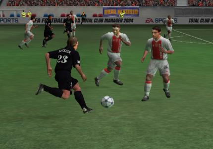 FIFA Football 2004: Das optische Highlight - Leser-Test von tom31ush