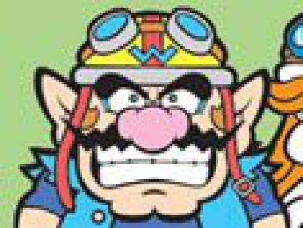 Offizielle Wario Ware: Touched Website