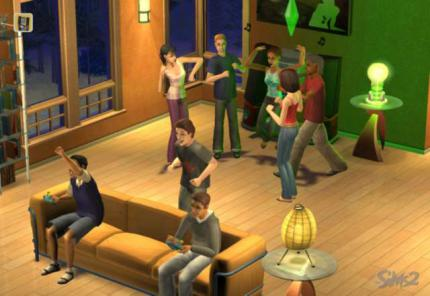Sims 2 – Webseite online & Screens