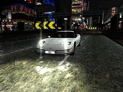 Project Gotham Racing im Gamezone-Test
