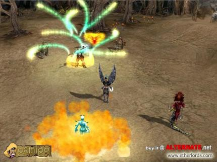 Etherlords 2 Multiplayerdemo erschienen
