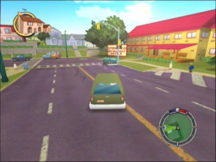 The Simpsons: Hit and Run - Die Simpsons in Top Form - Leser-Test von spiker