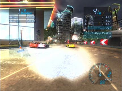 Need for Speed Underground: Pimp my Ride! - Leser-Test von Micmathic