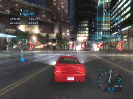 Need for Speed Underground: Xbox-Version ein Flop? - Leser-Test von Consolegamer