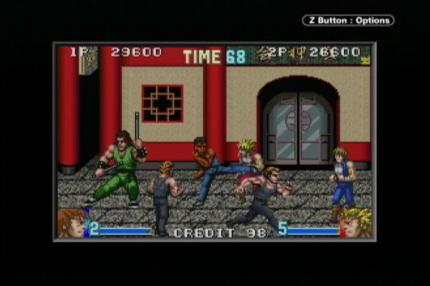 Videos zu Double Dragon Advance online