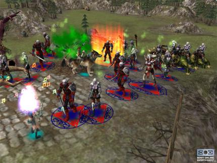 Lords of Everquest ist Gold + SP-Demo