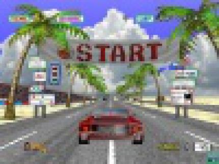 Screens & Infos zu Sega Ages 2500 Series: Outrun