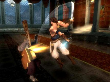 Prince of Persia: Die X-Box Features