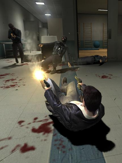 Max Payne 2: The Fall of Max Payne - Interaktiver Film Noir Teil 2 - Leser-Test von TiTuS