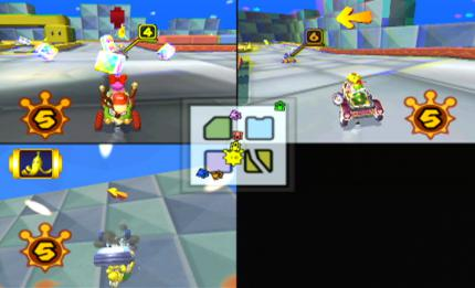 Mario Kart: Double Dash!! - Doppelte Rennaction! - Leser-Test von I-Link