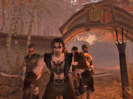 Fable - neue Screenshots