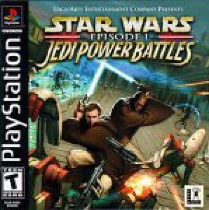 Star Wars: Episode 1 - Jedi Power Battles - Jedi Power!! - Leser-Test von Outlaw