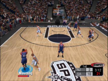 ESPN NBA Basketball: ESPN NBA Basketball 2K4 - Leser-Test von Genius