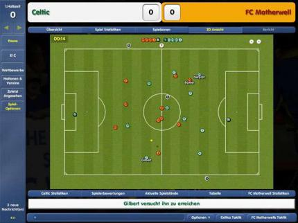 Beautiful Game Studios arbeiten an Championship Manager 5