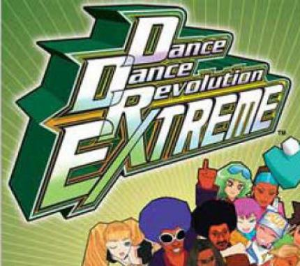 DDR Extreme inklusive EyeToy Gameplay