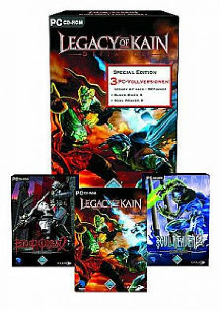 Legacy of Kain: Defiance - Special Edition