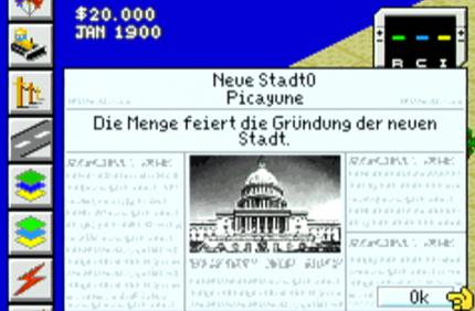 Sim City 2000: Baulöwe - Leser-Test von sinfortuna