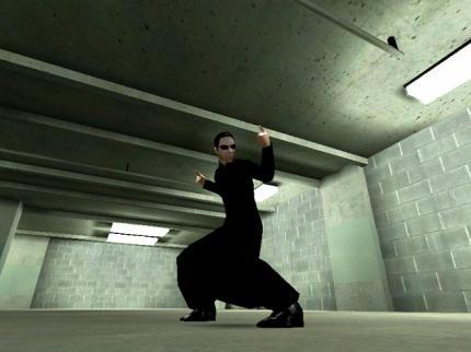 Matrix Mod für Jedi Knight 3 in Arbeit