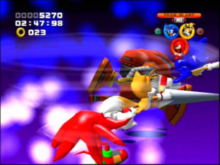 Sonic Heroes: Sonic Heroes-Review - Leser-Test von BlueSonic