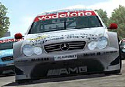 DTM Race Driver 2 Interview mit Gavin Raeburn